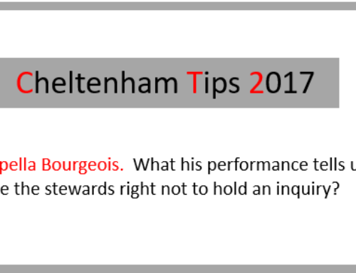 Acapella Bourgeois – What his performance tells us, and were the stewards right not to hold inquiry?
