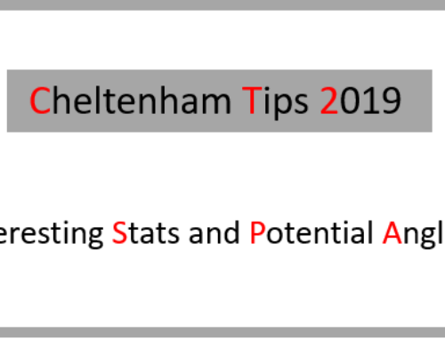 Cheltenham 2019 – Interesting Stats and Potential Angles