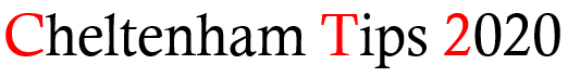 Cheltenham Tips 2020 Logo