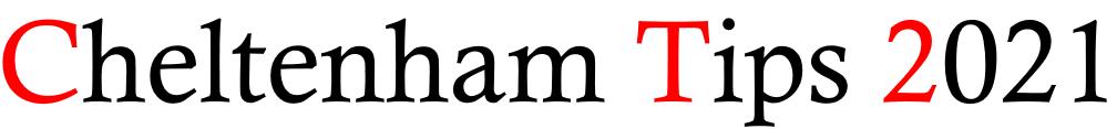 Cheltenham Tips 2021 Logo